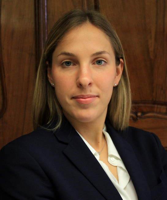 Portrait Lawyer Debora Carlet