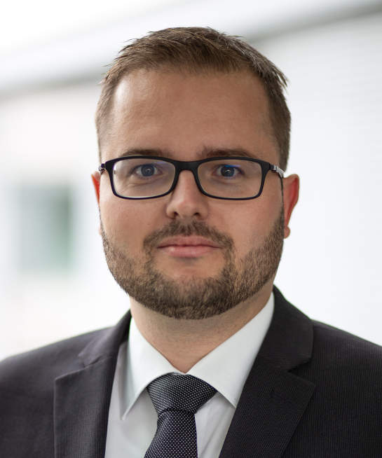 Portrait Lawyer Dr. Lukas Staffler