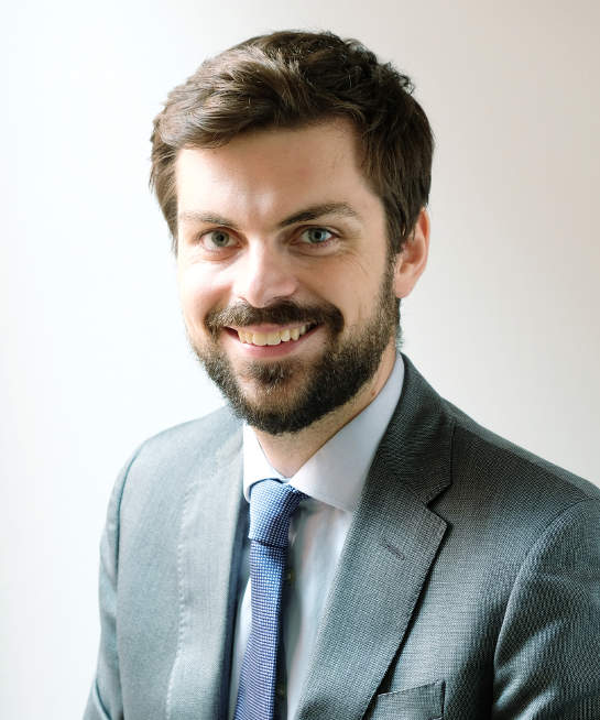 Portrait Rechtsanwalt Frncesco Roncoroni