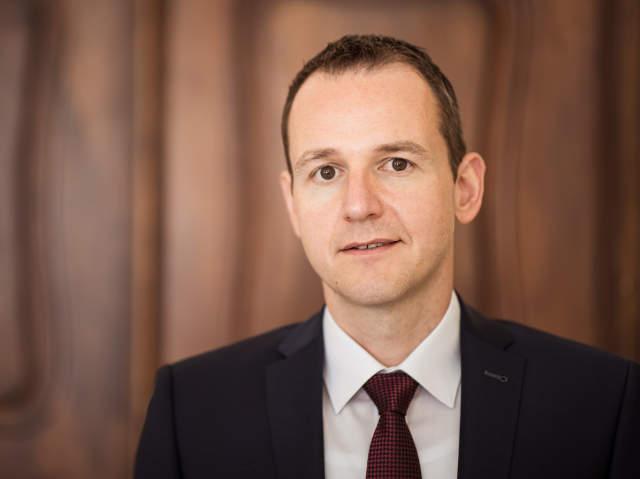 Portrait Lorenz Ebner, Partner der Kanzlei, Rechtsanwalt